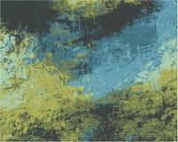 Textura, lenguados de pinturas Foto de archivo libre de regalías