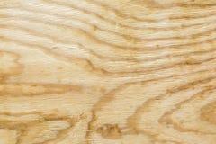 Textura ligera de la madera contrachapada del abedul, fondo abstracto Imagen de archivo