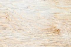 Textura ligera de la madera contrachapada del abedul, fondo abstracto Fotografía de archivo