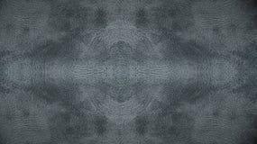 Textura ligera usada de Gray Leather Seamless Pattern Background para el material de los muebles Imagen de archivo libre de regalías