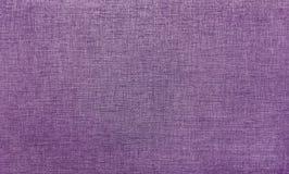 Textura lilás da tela Fotos de Stock