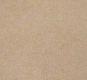 Textura limpa seca da areia da praia Fotografia de Stock