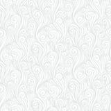 Textura linear blanca en estilo del vintage Imagen de archivo libre de regalías