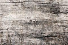 Textura lisa de madeira velha Foto de Stock Royalty Free
