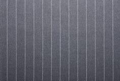 Textura listrada do terno do Pin Fotos de Stock Royalty Free