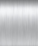 Textura lustrada brilhante do metal Imagens de Stock Royalty Free