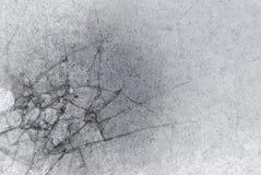 Textura machacada del hielo Fotos de archivo