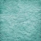Textura macia do papel azul Imagem de Stock