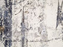Textura macra - concreto - descolorada Foto de archivo libre de regalías