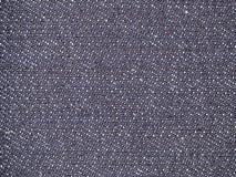Textura macra - materias textiles - dril de algodón Fotografía de archivo