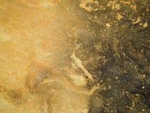 Textura macra - piedra - abigarrada Fotografía de archivo