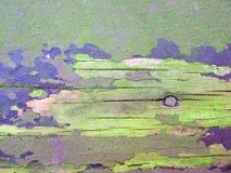 Textura - madeira resistida Foto de Stock Royalty Free