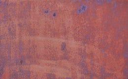 Textura manchada da oxidação do metal fotos de stock royalty free