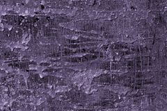 Textura manchada resistida criativa roxa do painel da folhosa - fundo abstrato maravilhoso da foto ilustração do vetor