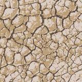 Textura margosa del suelo stock de ilustración