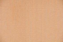 Textura marrón clara de la tela para retro Fotografía de archivo libre de regalías
