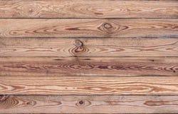 Textura marrón de madera del grano, vista superior del fondo de madera de la pared de la tabla de madera fotos de archivo