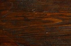Textura marrom de madeira da grão, ideia superior do fundo de madeira da parede da tabela de madeira imagens de stock
