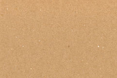 Textura marrom do cartão do papel de envolvimento, fundo textured áspero natural do espaço da cópia, teste padrão horizontal bron Imagens de Stock Royalty Free