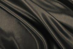 Textura marrom elegante lisa da seda ou do cetim como o fundo abstrato Projeto luxuoso do fundo No sepia tonificado Estilo retro fotos de stock