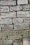 Textura masonry Fragmento da parede antiga foto de stock