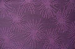 Textura material tecida Foto de Stock Royalty Free