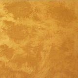 Textura matte áspera da parede do efeito do ouro abstrato Imagem de Stock Royalty Free