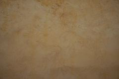 Textura mediterrânea da mostarda áspera Imagens de Stock Royalty Free