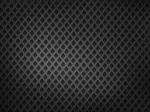 Textura metálica ilustración del vector