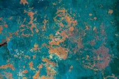 Textura metálica Fotografia de Stock