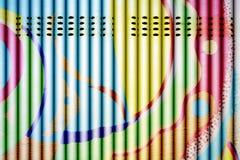 Textura metálica abstracta Foto de archivo