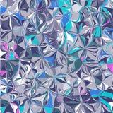 Textura metálica da folha Arco-íris de néon pastel Papel metálico ultravioleta Tampa ao design web ilustração royalty free