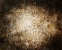Textura metálica del marrón de la vendimia imagenes de archivo