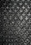 Textura metálica floral natural Arquitetura Foto de Stock