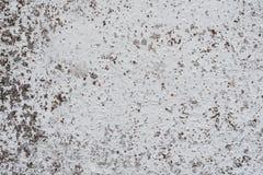 Textura, metal, parede, pode ser usado como um fundo Textura do metal com riscos e quebras fotografia de stock royalty free
