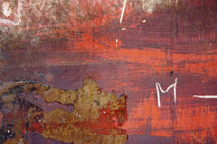 Textura mexicana da parede Fotografia de Stock
