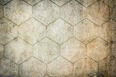 Textura modelada da parede do cimento Imagem de Stock