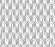 Textura moderna blanco y negro simple inconsútil modelo-geométrica del vector ilustración del vector