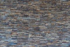 Textura moderna da parede de pedra Imagem de Stock Royalty Free