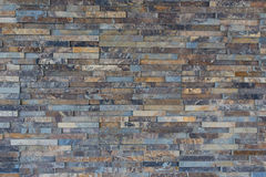 Textura moderna de la pared de piedra Fotos de archivo libres de regalías