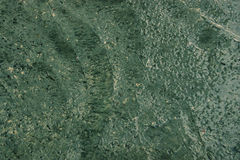 Textura mojada del cemento para el fondo Piso concreto mojado Foto de archivo libre de regalías