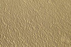 Textura molhada da areia Fotografia de Stock