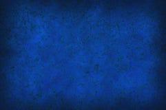 Textura mottled azul suja do fundo imagens de stock
