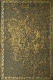 Textura muito usada da capa do livro Foto de Stock