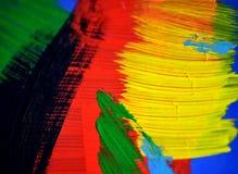 Textura multicolora única agradable - fondo Fotos de archivo libres de regalías