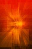 Textura Mystical do vermelho da revelação Fotografia de Stock Royalty Free