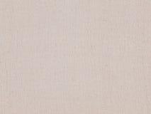 Textura não tratada natural do algodão Fotos de Stock