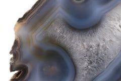 textura natural da ágata Fotos de Stock Royalty Free