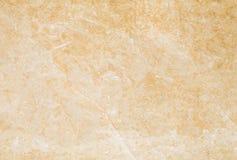 Textura natural do mármore de Crema Marfil Zarki Fotografia de Stock