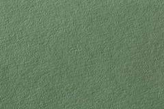 Textura natural do papel morno vazio do projeto da cor verde Imagens de Stock